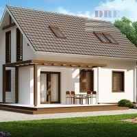 Rodinný dom, Liptovský Mikuláš, 91.80 m², Novostavba