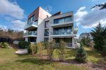 Na prenájom nadštandardný 4 izbový byt vo VILE RUSTIKA s vlastnou záhradou, terasa, garážové státie, pivnica