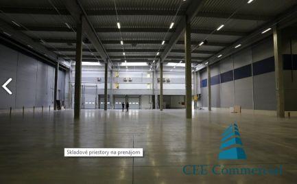 Skladový priestor na prenájom, 504 m2, BA II