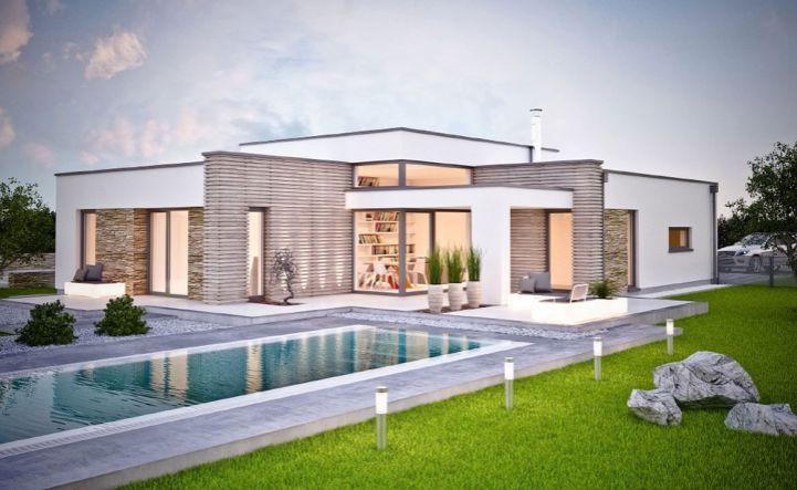 Výstavba moderných rodinných domov