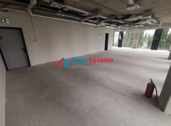 N013-25-MAHO - prenájom kancelárskych priestorov DUETT II Business Residence 98m2
