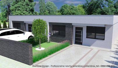 Rodinný dom v novovzniknutej štvrti Ekoosada - Veľké Úľany