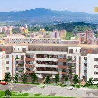 3 izbový byt, Nitra, 123 m², Novostavba