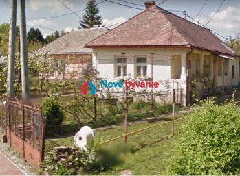 N015-12-MAHO - Rodinný Dom KALŠA s rozlohou pozemku 1316 m2