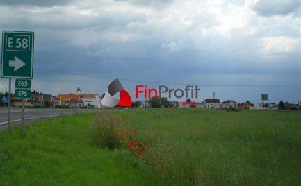 Predám pozemok BA V. - Petržalka - 4456m2 s územnoplánovacou informáciou z r. 2018.