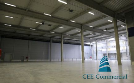 Skladový priestor na prenájom, 1162 m2