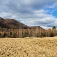 Rekreačný pozemok, Vyhne, Pôvodný stav