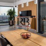 Na prenájom výnimočný 3i byt v novostavbe s rozľahlou terasou s panoramatickým výhľadom na Kolibe, BAIII