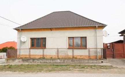 Čiastočne rekonštruovaný rodinný dom na predaj