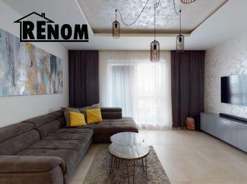 3D prehliadka krásneho 3iz bytu v Novostavbe Panoráma