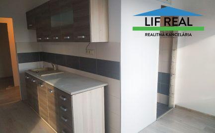 REZERVOVANÉ - EXKLUZÍVNE - 3 izbový byt / Lednické Rovne