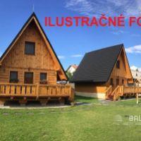 Chata, drevenica, zrub, Nemečky, 82 m², Čiastočná rekonštrukcia