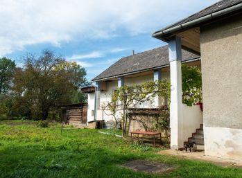 N017-12-MAHO - Rodinný dom Turňa nad Bodvou o rozlohe pozemku 800m2  / RD o výmere 130m2 /