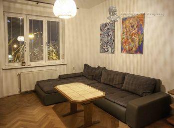 Prenájom 2,5 izbový byt Bratislava-Staré Mesto,  ulica- Dostojevského rad.