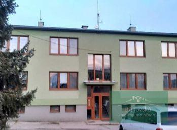 3 izbový byt v obci Veľké Držkovce/ časť Horné Držkovce