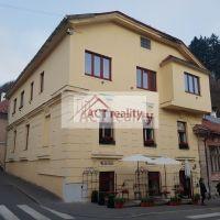 3 izbový byt, Banská Štiavnica, 110 m², Pôvodný stav
