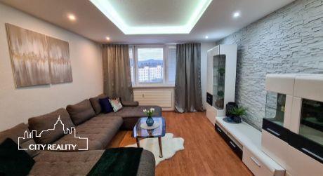 REZERVOVANÉ! Video! Ponúkame Vám na predaj 3 izbový byt, 70 m2, ul. Okružná, Handlová