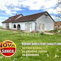 Rodinný dom, Šarovce, 1500 m², Čiastočná rekonštrukcia