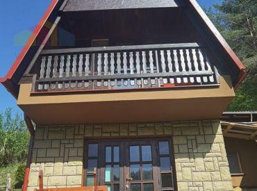 EXKLUZÍVNE *** Na predaj murovaná Chata Ilava - Kompletná rekonštrukcia