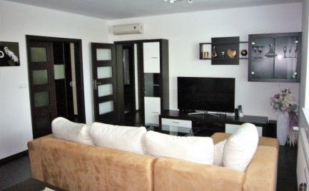 Prenájom nového, komfortne zariadeného 2-izbového bytu s parkovaním na Vrakunskej ulici - novostavba Dolce Vita