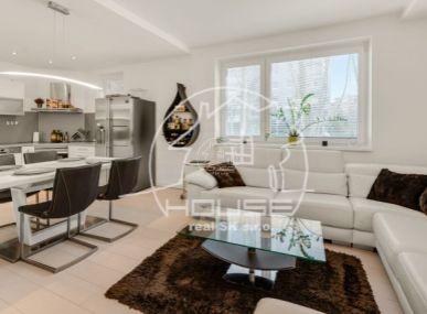 PREDAJ: 4izb.tehlový byt, 138 m2, BA Ružinov Papraďova ulica