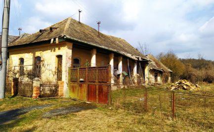 REZERVOVANÉ - Starší gazdovský dom Pinciná ID 2103