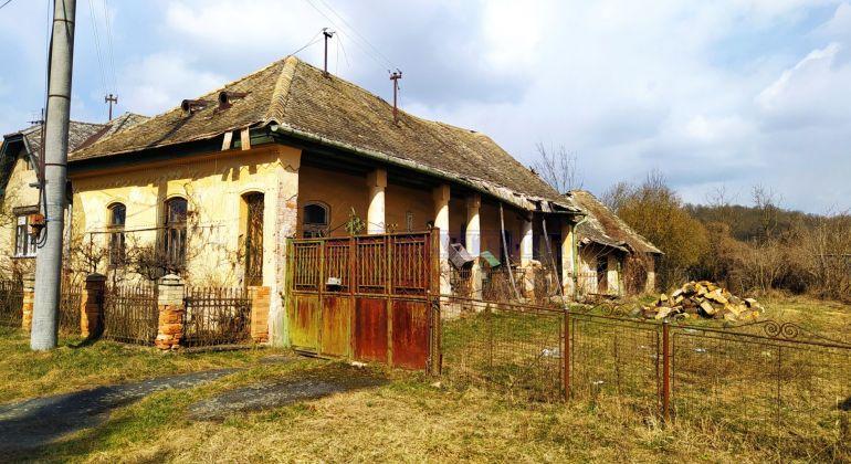 Starší gazdovský dom Pinciná ID 2103