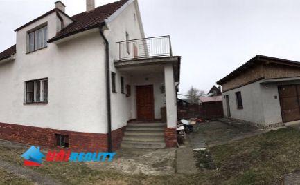 REZERVOVANÉ    Dubnica nad Váhom, časť Prejta – rodinný dom na predaj