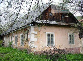 REZERVOVANÉ - Dom v Kremnici