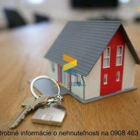 Rodinný dom, Hrubá Borša, 100 m², Novostavba