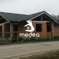 Rodinný dom, Golianovo, 115 m², Vo výstavbe