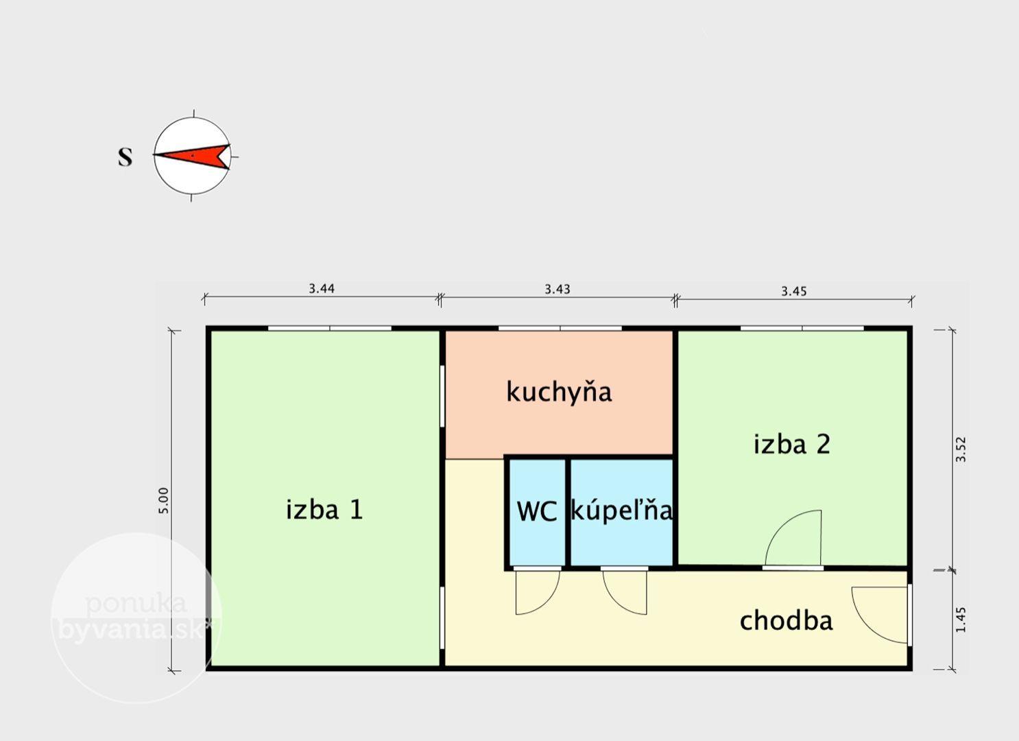 ponukabyvania.sk_Nejedlého_2-izbový-byt_KALISKÝ