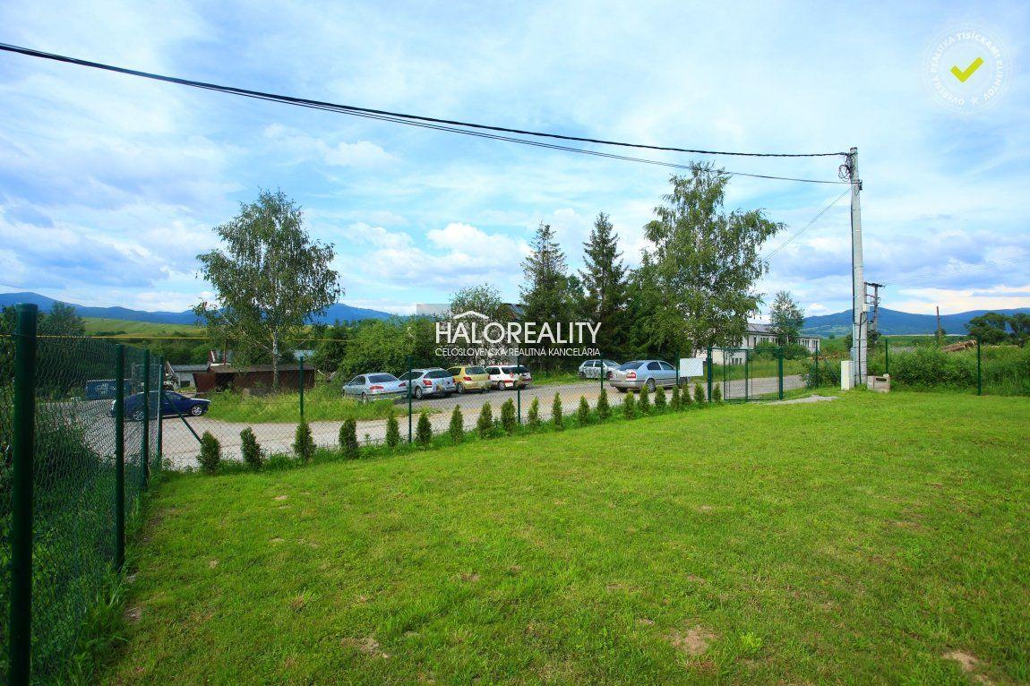 Predaj, pozemok pre rodinný dom 592 m2 Brezno, Podkoreňová