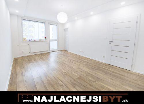 Najlacnejsibyt.sk: BAIV - Dúbravka - Gallayova ul. 3-izbový, 69,5 m2, kompletná rekonštrukcia