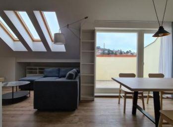 BA I. Staré mesto - 3 izbový byt  v novej nadstavbe na Lermontovovej ulici