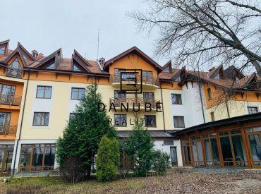 Predaj 1 izbové apartmány /vhodné ako stacionár/ na prízemí v Bratislave vo výnimočnej lokalite mestskej časti Petržalka  -  Antolská ulica.