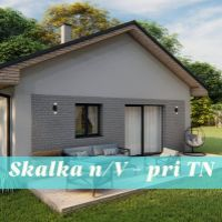 Rodinný dom, Skalka nad Váhom, 95 m², Novostavba