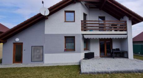 Na predaj rodinný dom- novostavba 3 km od Martina, Košťany nad Turcom