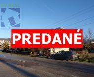 PREDANÉ rodinný dom 2128 m2 Kamenec pod Vtáčnikom okres Prievidza FM1057
