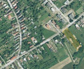 Rezervované - N021-14-MAHO - Predaj Stavebný pozemok Zemplínska Teplica