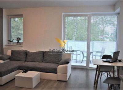 Prenájom moderného 2 izbového bytu s terasou v novostavbe