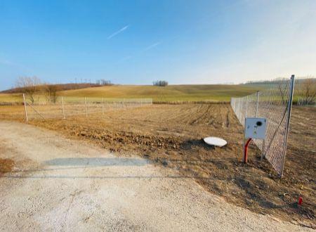 Exkluzívne APEX reality stavebný pozemok 951 m2 s IS na pozemku, Dolné Trhovište
