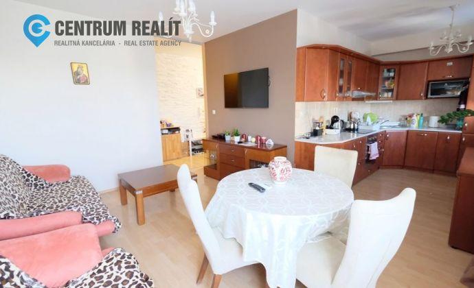 Prenájom: Zariadený a plne klimatizovaný 2-izbový byt v 10-ročnej novostavbe