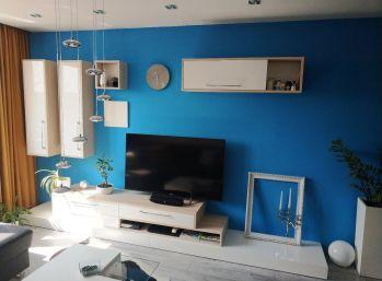 Luxusný ZARIADENÝ 2 izbový byt 49 m2 - Zlaté Moravce