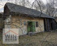 Rodinný dom vhodný na chalupu v kľudnej obci Šuľa (okr. Veľký Krtíš)