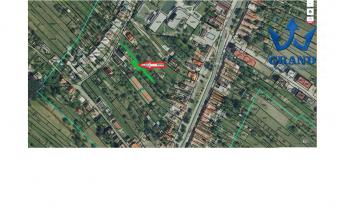 ZÁHRADA V OBCI ! KIPERSKÁ UL., ČASTÁ, záhrada s prístupovou cestou, VG