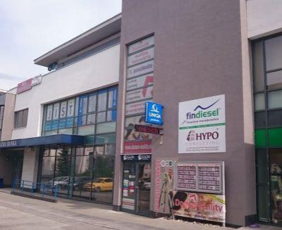 Na prenájom komerčný priestor 34 m2 Prievidza FM1060