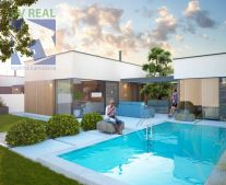 BV REAL Predaj 4 izbový moderný rodinný dom 635 m2 Stará Kremnička okres Žiar nad Hronom PJ1003