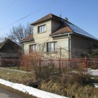 Rodinný dom, Očová, 123 m², Pôvodný stav