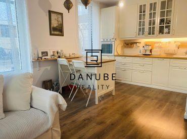 Predaj 2 izbový byt 52 m2 + terasa 52 m2 na 7NP v novostavbe v lokalite Ahoj na Sliačskej ulici, Nové Mesto Bratislava.